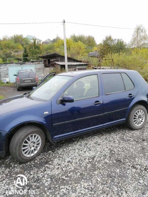 Volkswagen Golf, 2002 год, 225 000 руб.