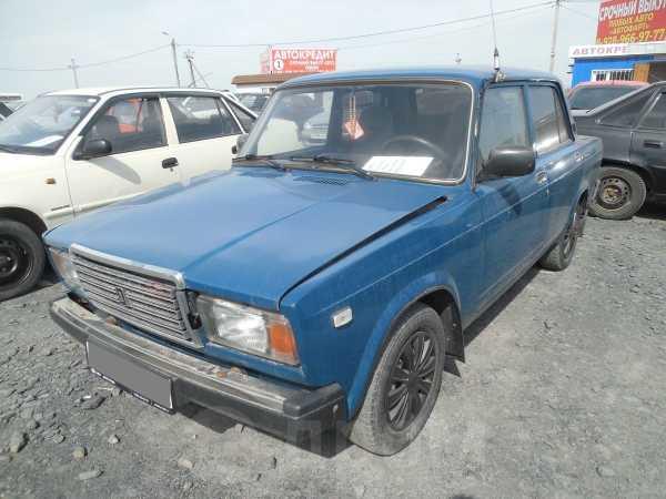 Лада 2107, 2008 год, 98 000 руб.