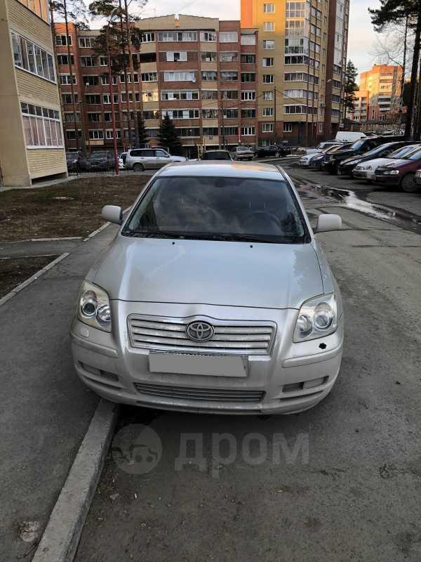 Toyota Avensis, 2005 год, 410 000 руб.