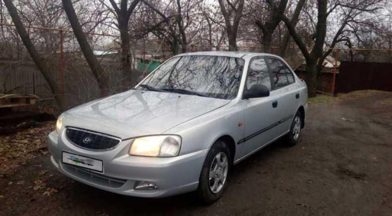 Hyundai Accent, 2011 год, 255 000 руб.