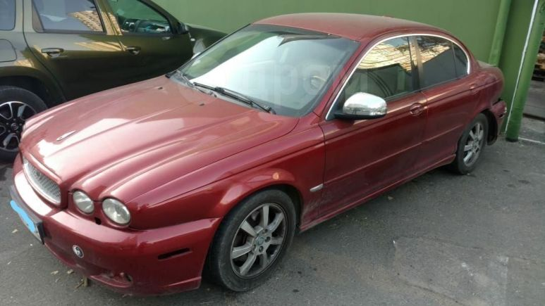 Jaguar X-Type, 2008 год, 810 000 руб.