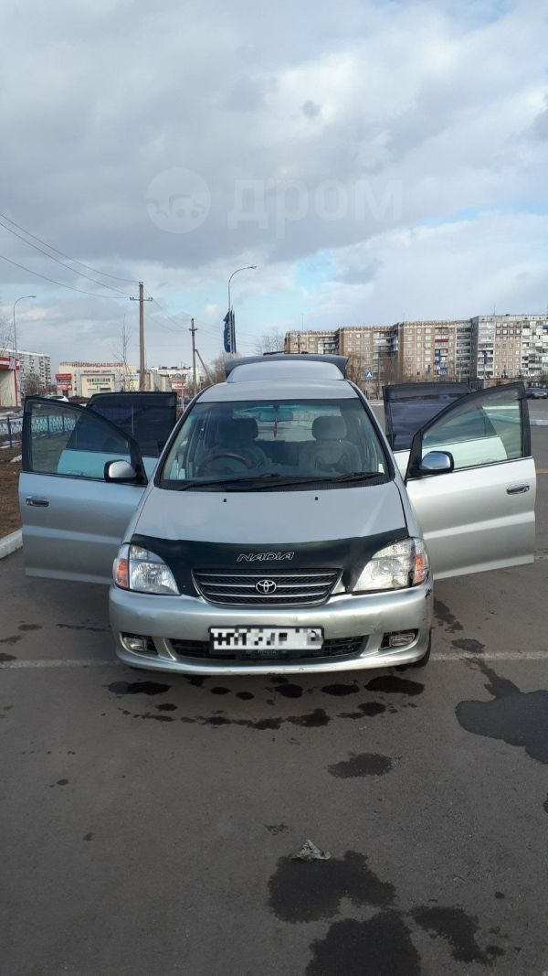 Toyota Nadia, 1999 год, 200 000 руб.