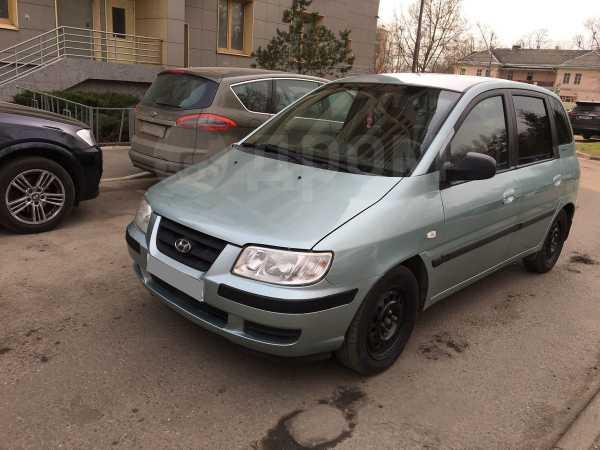 Hyundai Matrix, 2005 год, 265 000 руб.
