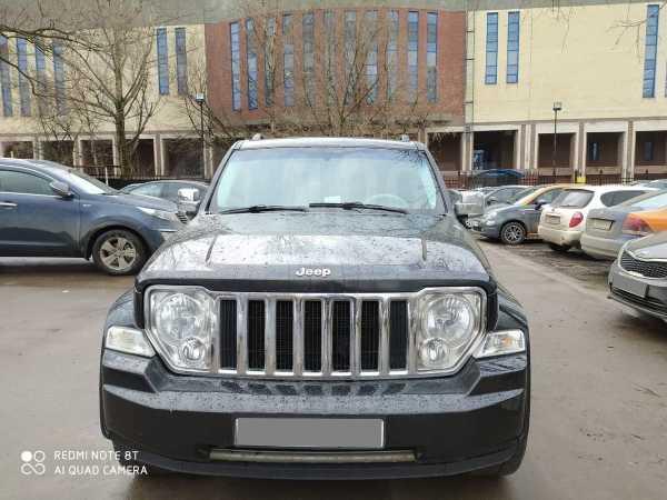 Jeep Cherokee, 2008 год, 740 000 руб.