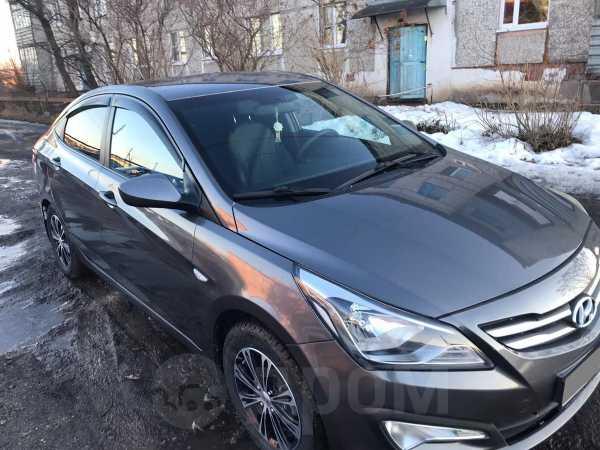 Hyundai Solaris, 2015 год, 480 000 руб.
