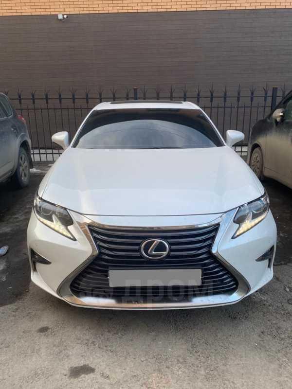 Lexus ES200, 2016 год, 1 550 000 руб.