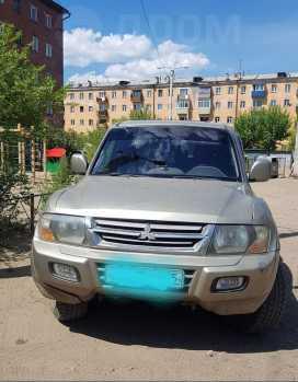 Улан-Удэ Pajero 2001