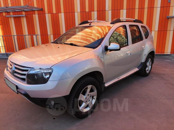 Renault Duster, 2012 год, 549 000 руб.