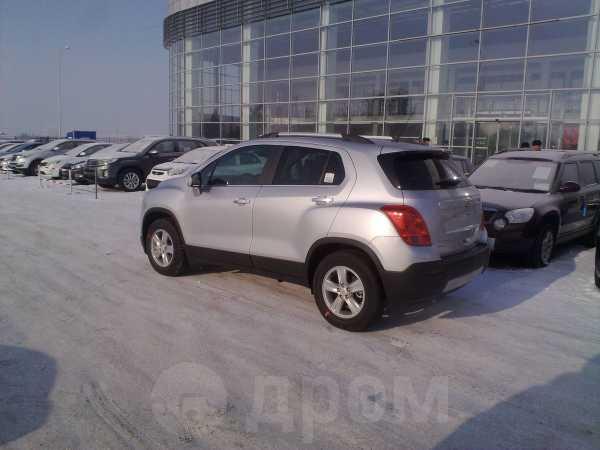 Chevrolet Tracker, 2013 год, 700 000 руб.