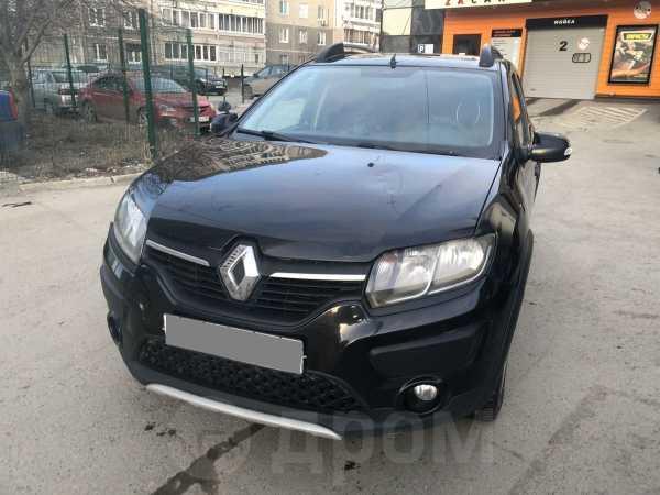 Renault Sandero, 2015 год, 600 000 руб.