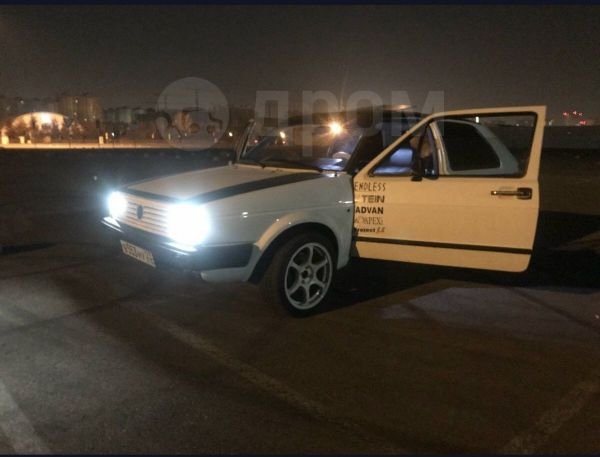 Volkswagen Golf, 1985 год, 85 000 руб.