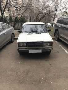 Москва 2107 1997
