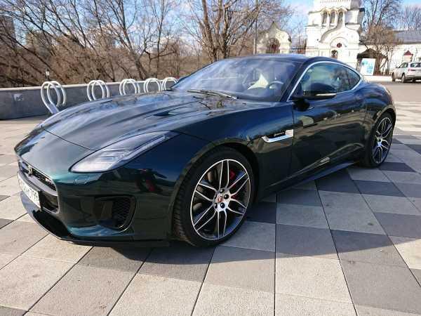 Jaguar F-Type, 2018 год, 4 290 000 руб.