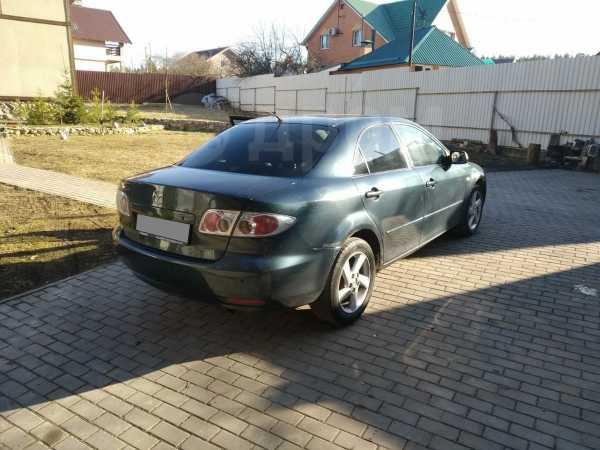 Mazda Mazda6, 2004 год, 185 000 руб.