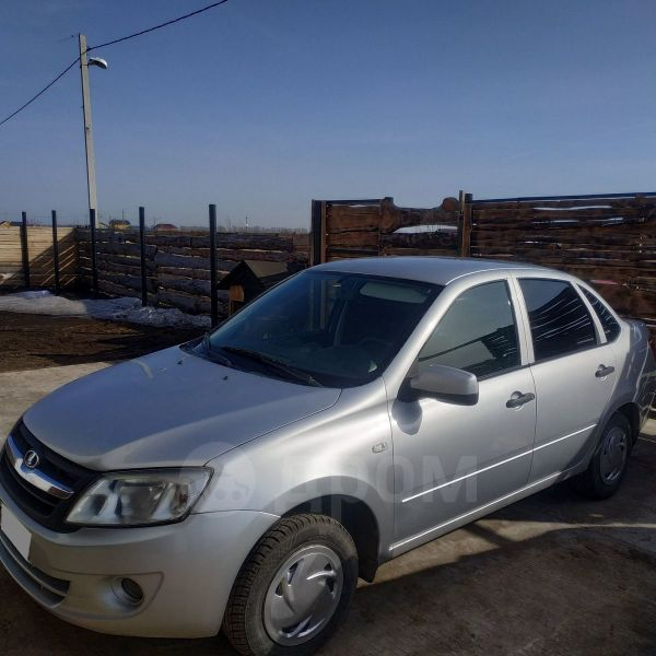 Лада Гранта, 2012 год, 175 000 руб.