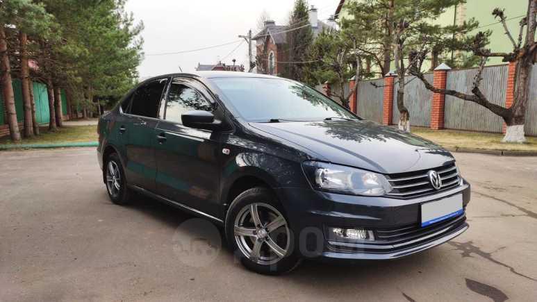Volkswagen Polo, 2016 год, 545 000 руб.