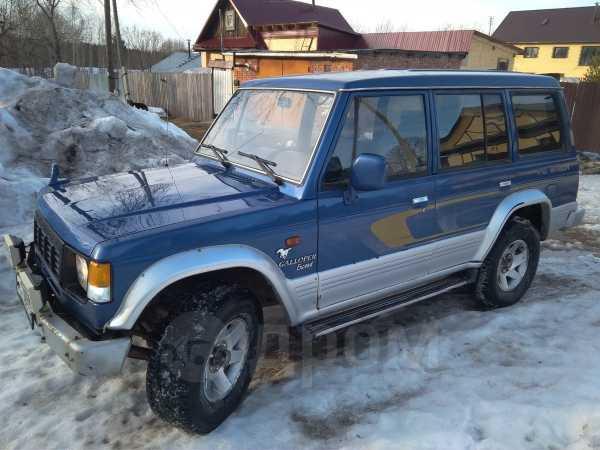 Hyundai Galloper, 1996 год, 220 000 руб.