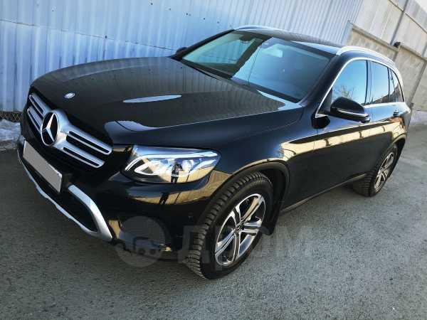 Mercedes-Benz GLC, 2017 год, 2 200 000 руб.