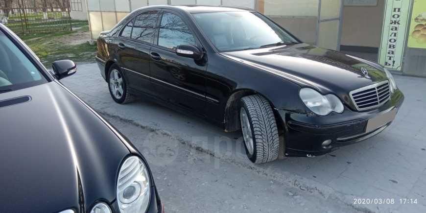 Mercedes-Benz C-Class, 2003 год, 290 000 руб.