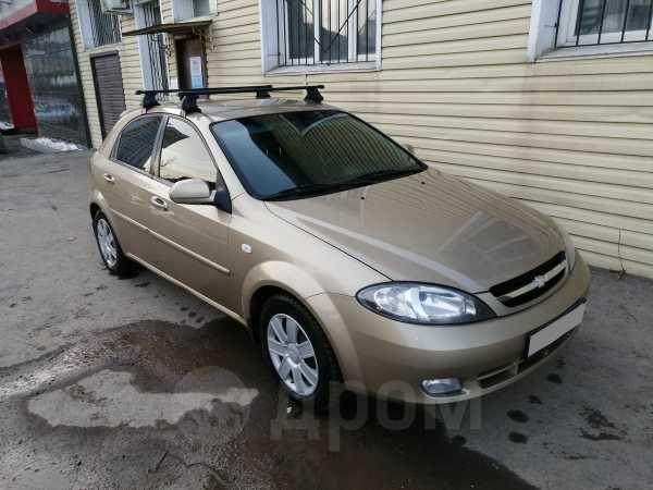 Chevrolet Lacetti, 2009 год, 297 000 руб.