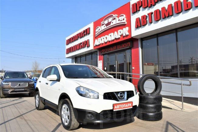 Nissan Qashqai, 2013 год, 729 000 руб.