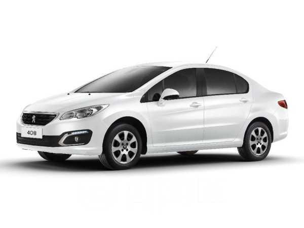 Peugeot 408, 2020 год, 1 291 000 руб.