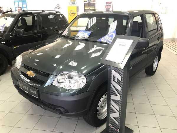 Chevrolet Niva, 2020 год, 701 000 руб.