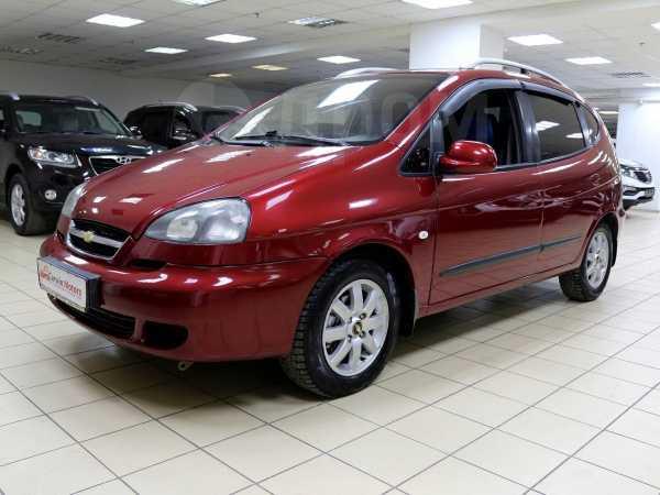 Chevrolet Rezzo, 2006 год, 265 000 руб.