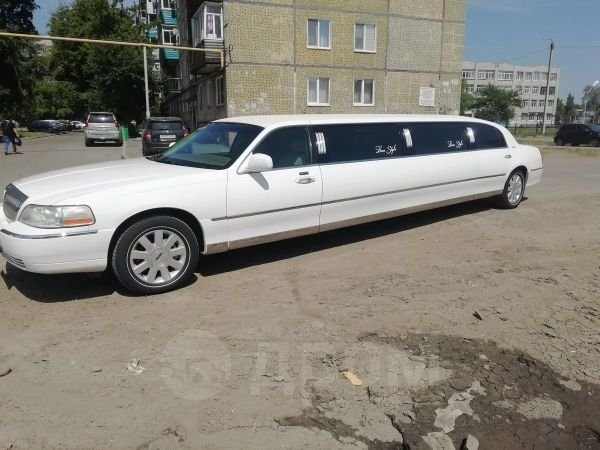 Lincoln Town Car, 2003 год, 500 000 руб.