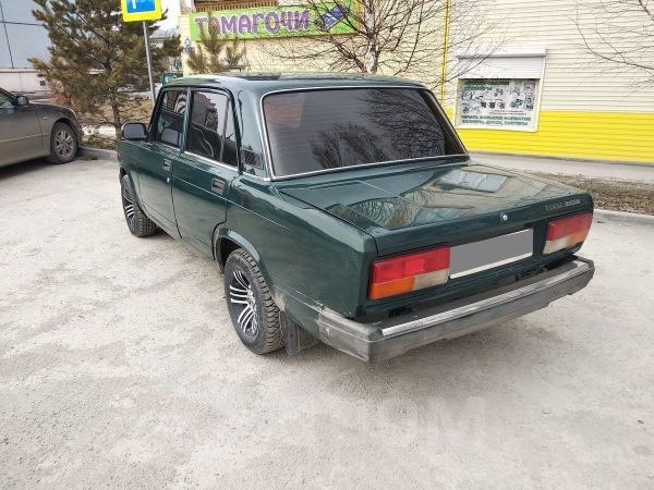 Лада 2107, 2009 год, 76 000 руб.