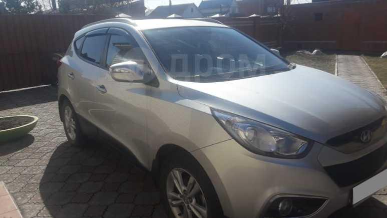 Hyundai ix35, 2011 год, 740 000 руб.