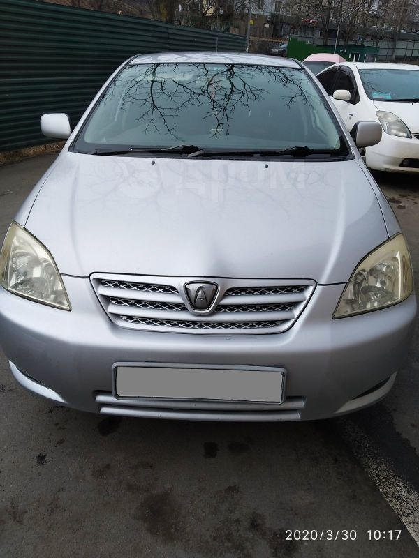 Toyota Allex, 2003 год, 375 000 руб.