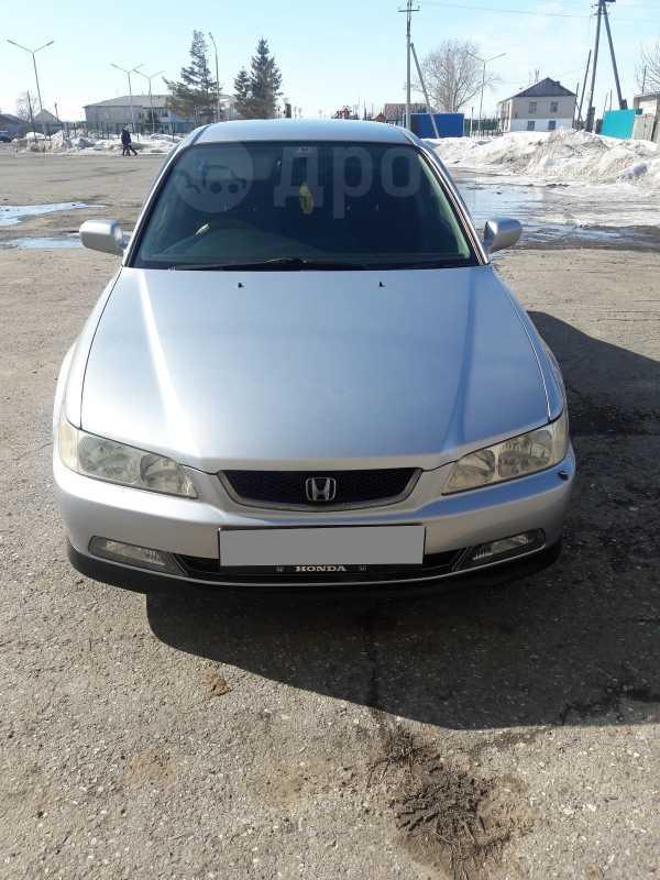 Honda Accord, 2002 год, 325 000 руб.