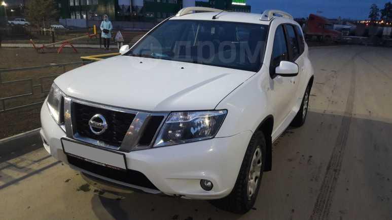 Nissan Terrano, 2014 год, 609 000 руб.