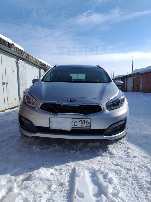 Kia Ceed, 2017 год, 950 000 руб.