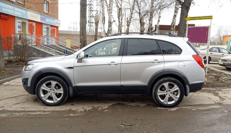 Chevrolet Captiva, 2012 год, 735 000 руб.