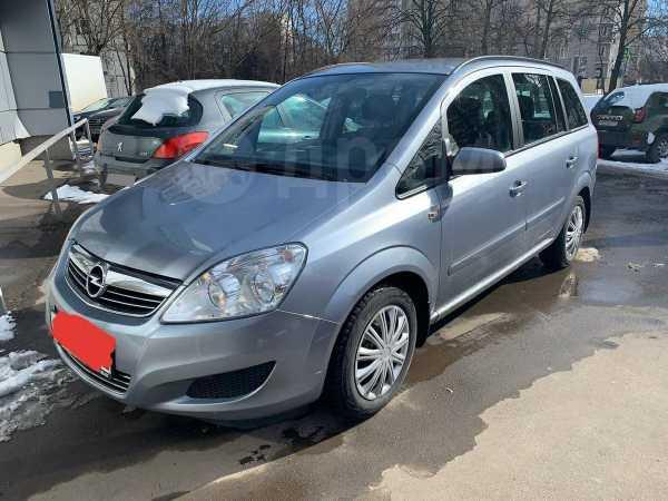 Opel Zafira, 2008 год, 478 000 руб.