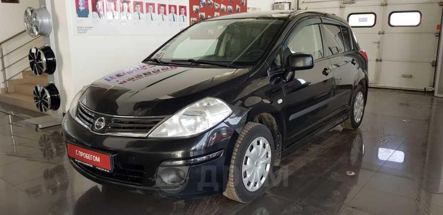 Nissan Tiida, 2011 год, 423 500 руб.