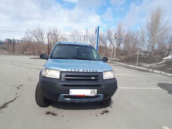 Land Rover Freelander, 2003 год, 390 000 руб.