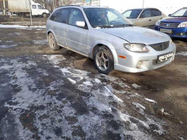 Mazda Protege, 2002 год, 135 000 руб.