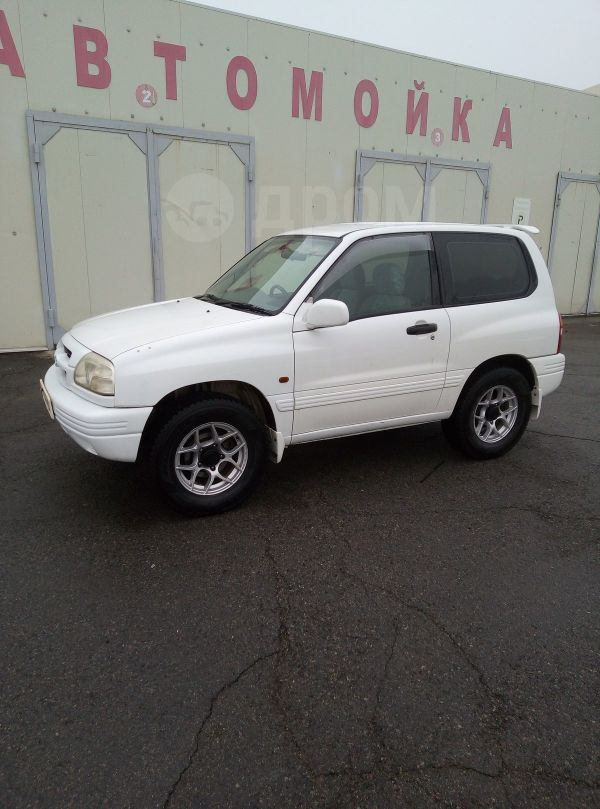 Suzuki Escudo, 1999 год, 385 000 руб.