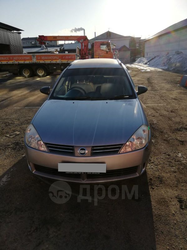 Nissan Wingroad, 2004 год, 250 000 руб.