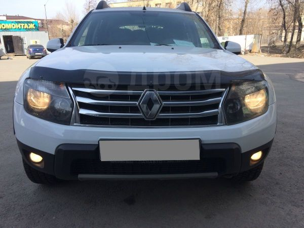 Renault Duster, 2013 год, 569 000 руб.