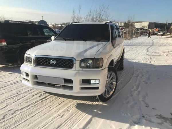 Nissan Pathfinder, 1999 год, 600 000 руб.