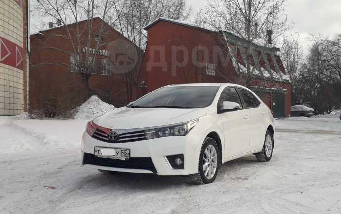 Toyota Corolla, 2014 год, 830 000 руб.