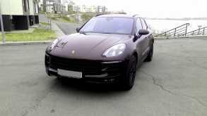 Владивосток Porsche Macan 2016
