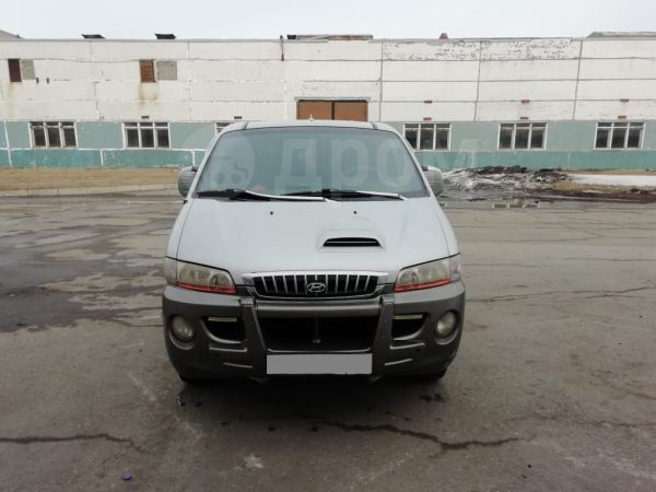 Hyundai Starex, 2003 год, 265 000 руб.