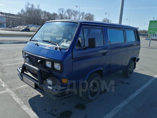 Volkswagen Caravelle, 1989 год, 250 000 руб.