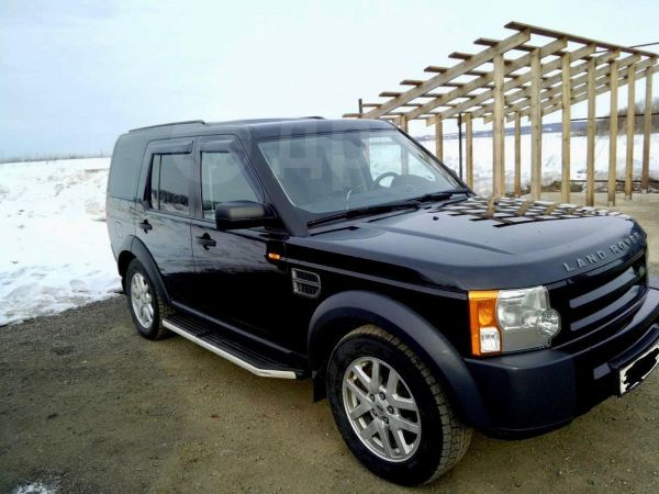 Land Rover Discovery, 2008 год, 660 000 руб.