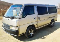 Владивосток Caravan 2000